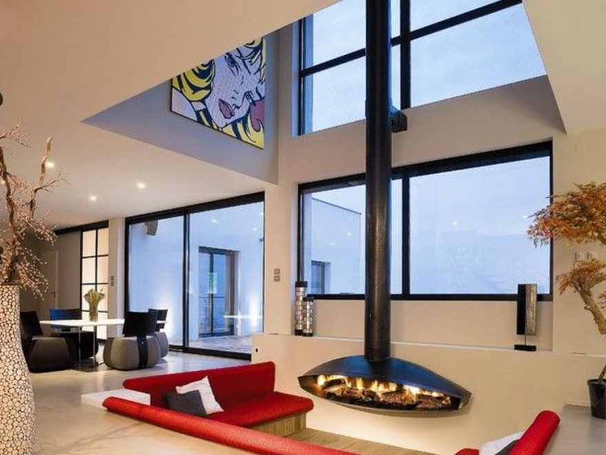 Modern And Futuristic Interior Designs To Inspire You05