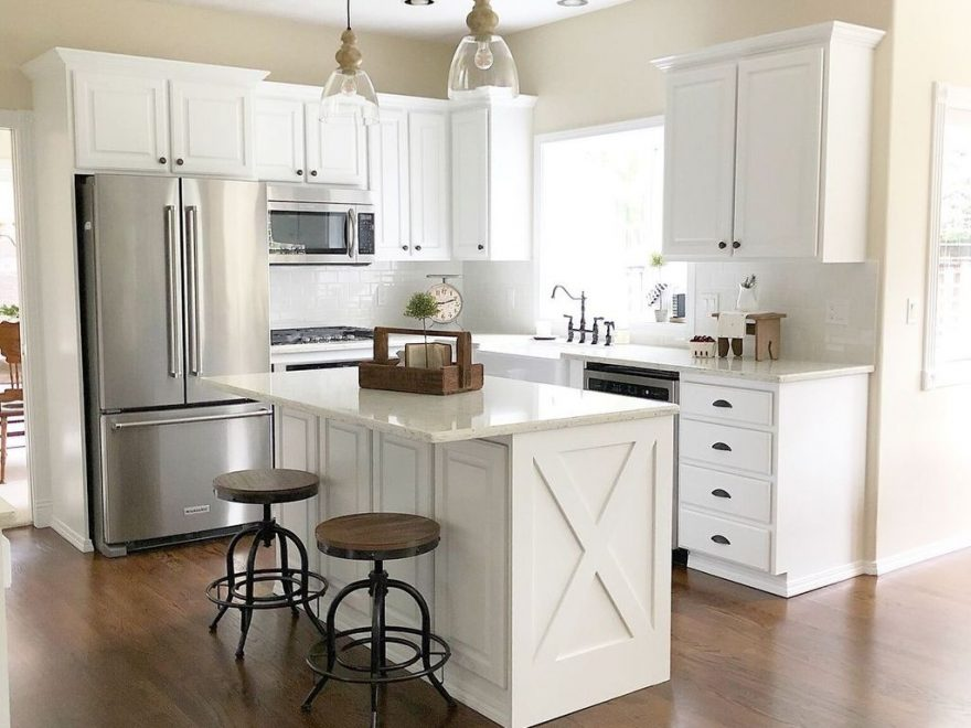 Awesome Small Kitchen Remodel Ideas11