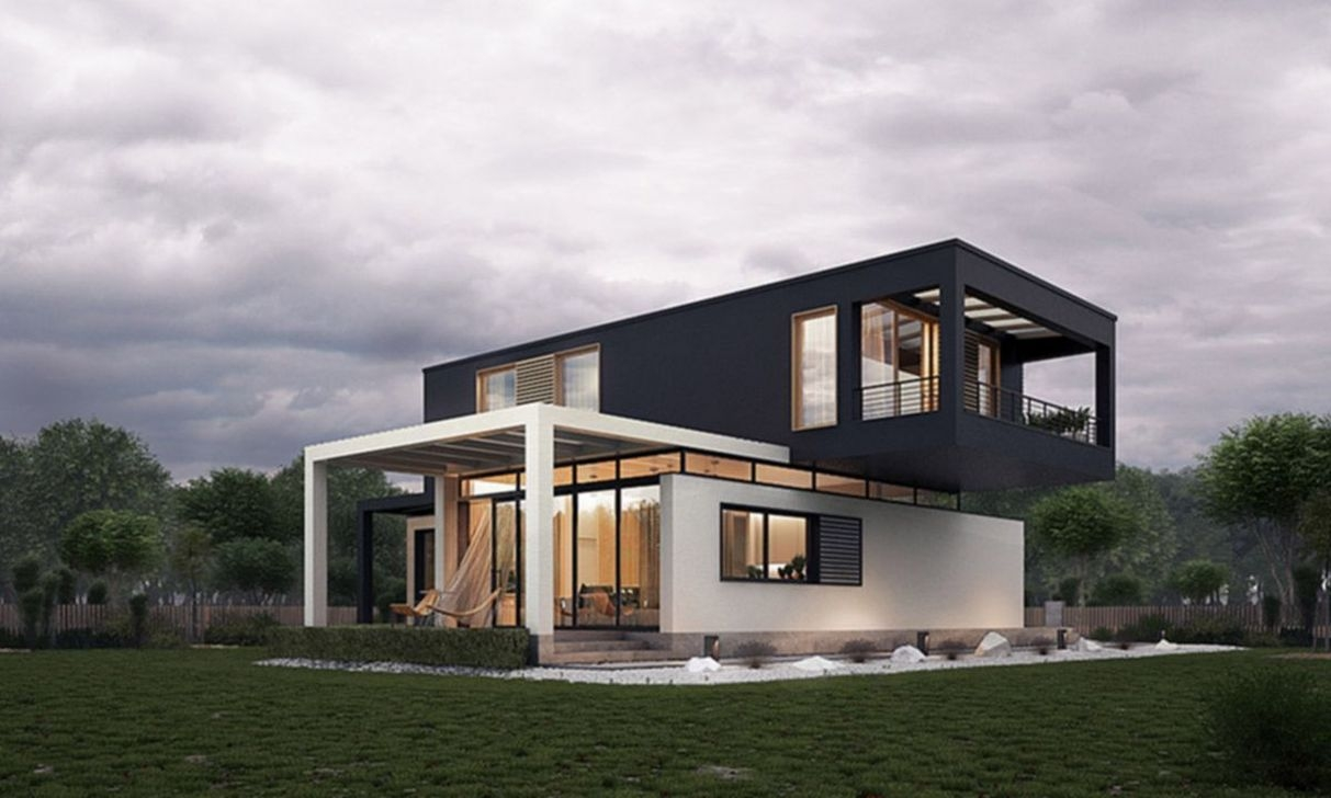 Charming Minimalist House Plan Ideas That You Can Make Inspiration37