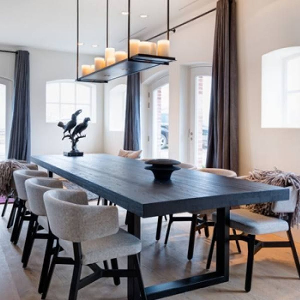 20+ Best Minimalist Dining Room Design Ideas For Dinner