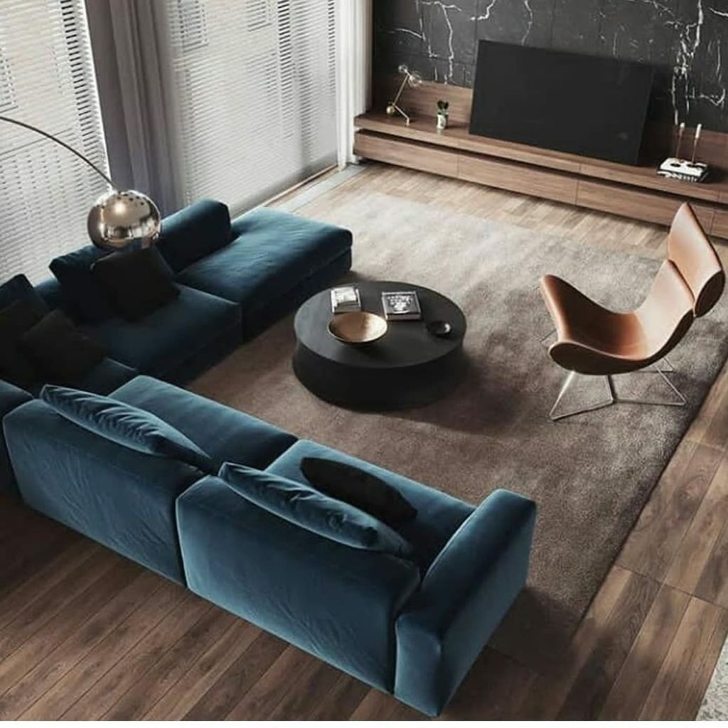 Newest Living Room Apartment Design Ideas For Your Apartment32
