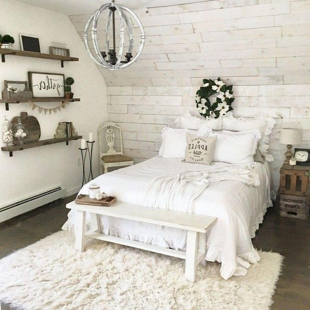 30 Spectacular Farmhouse Master Bedroom Decorating Ideas To Copy Trendedecor