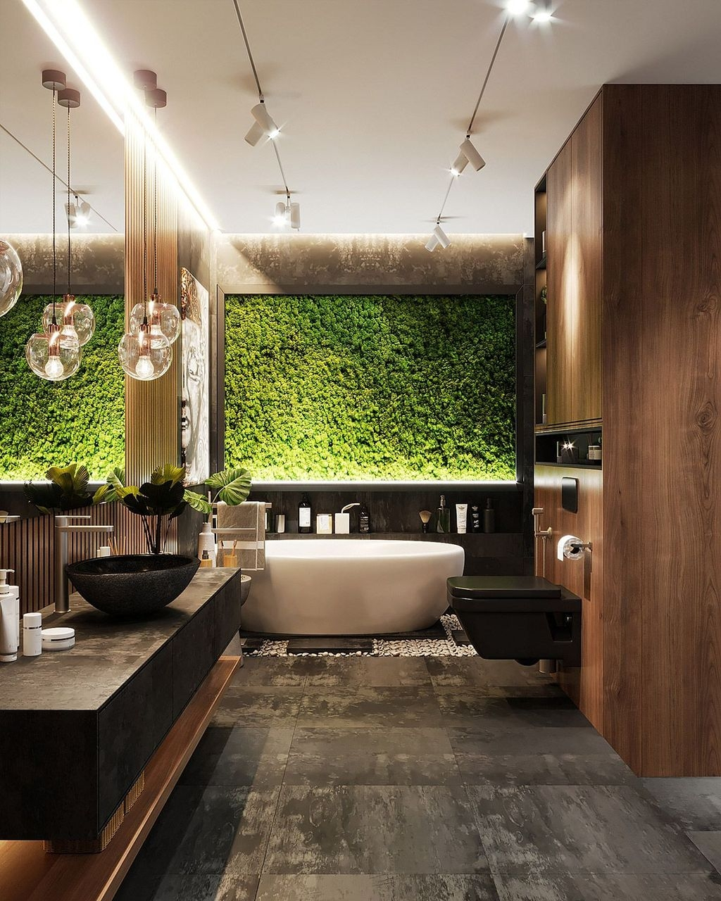 Amazing Bathroom Designs Ideas To Try Right Now29