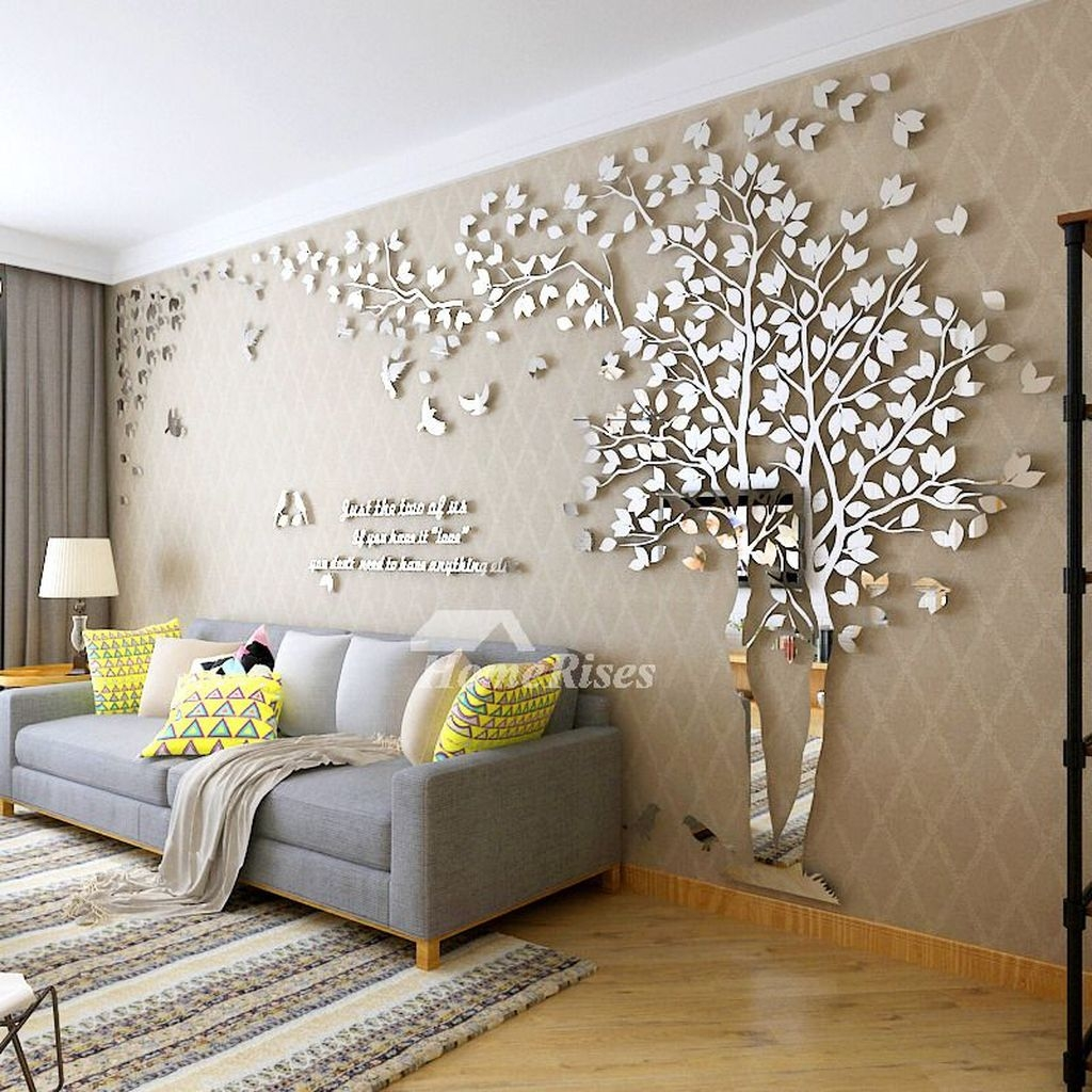 Attractive Living Room Wall Decor Ideas