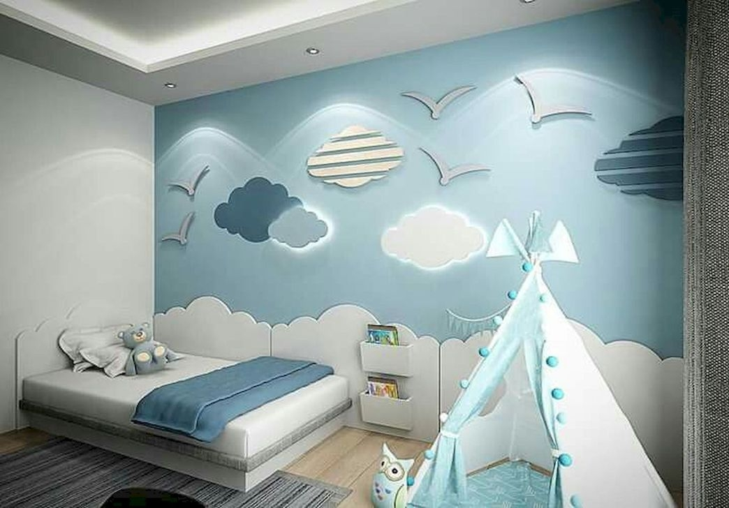 Unusual Kids Bedroom Design Ideas On A Budget09